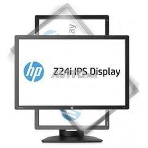 LOT Ecran hp Z Display Z24i IPS de Casablanca - 4