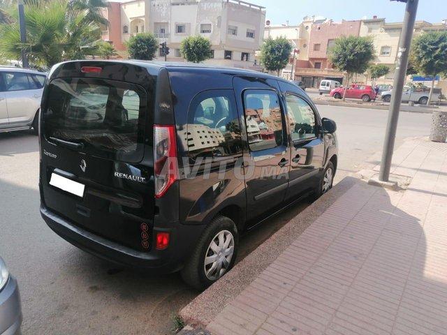 Renault Kangoo noir - 1