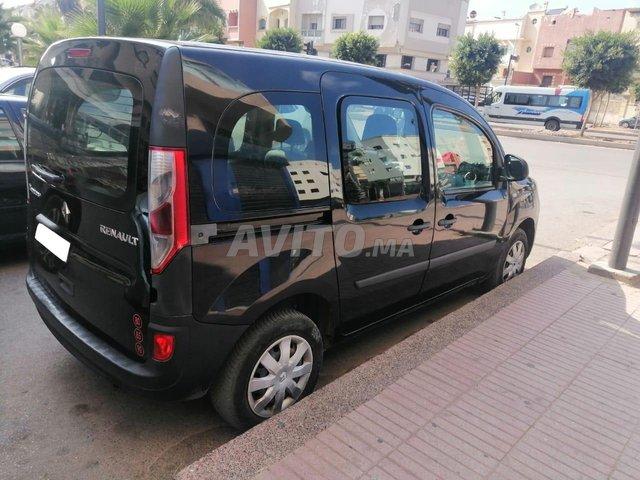 Renault Kangoo noir - 4