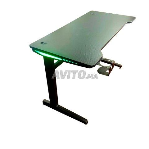Bureau Gamer Green LED lequidation - 1
