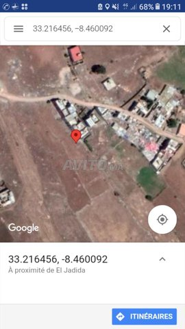 Terrain et ferme en Vente à El Jadida - 4
