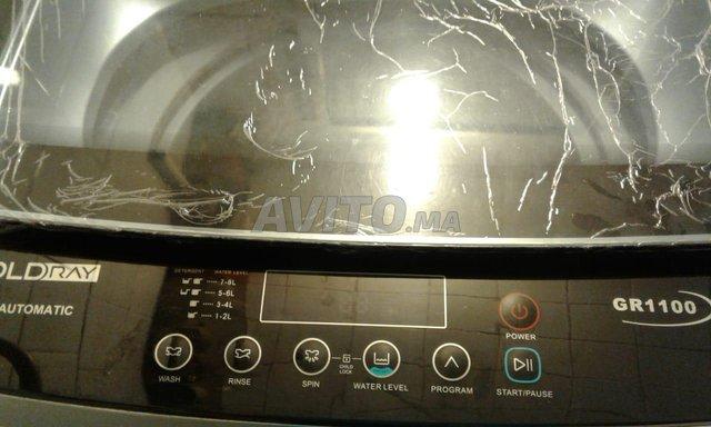 Machine à lave linge  - 2