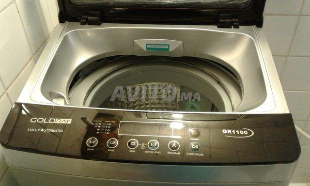 Machine à lave linge  - 4