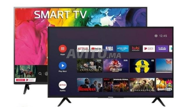 tv 40 Qroz Smart Android 9.0 officiel  - 1