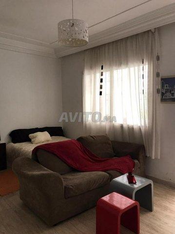 Joli salon-1 chambre derrière Lyautey - 6