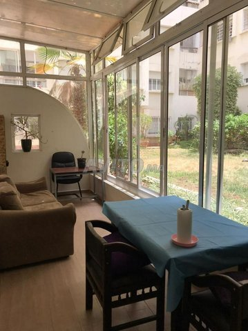 Joli salon-1 chambre derrière Lyautey - 3