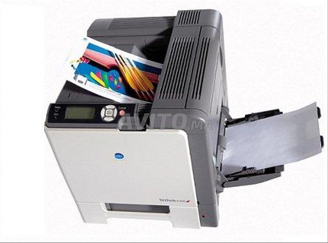 Imprimante couleur konica minolta bizhub c30p - 2