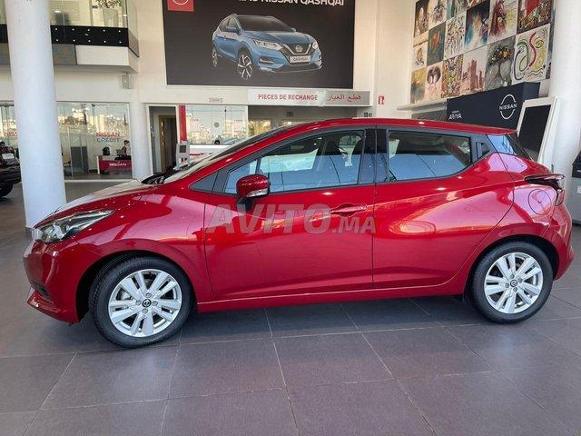 Nouvelle Micra - Voiture économique - Nissan Maroc - 1