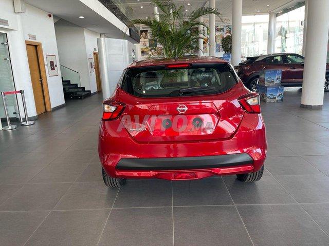 Nouvelle Micra - Voiture économique - Nissan Maroc - 2
