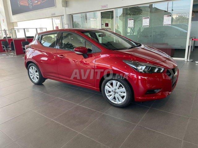 Nouvelle Micra - Voiture économique - Nissan Maroc - 3