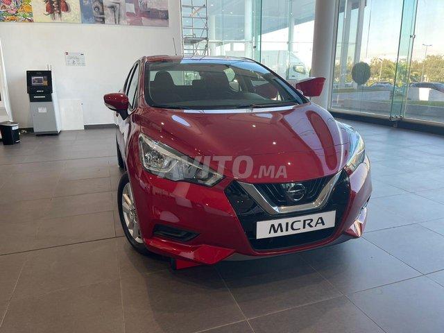 Nouvelle Micra - Voiture économique - Nissan Maroc - 7