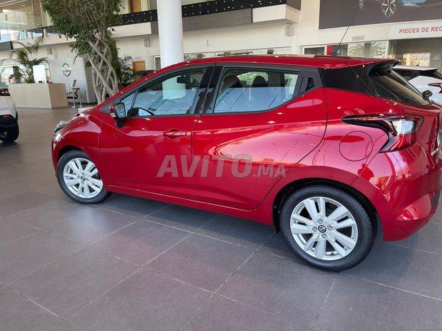 Nouvelle Micra - Voiture économique - Nissan Maroc - 6