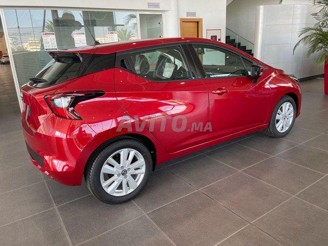 Nouvelle Micra - Voiture économique - Nissan Maroc - 8