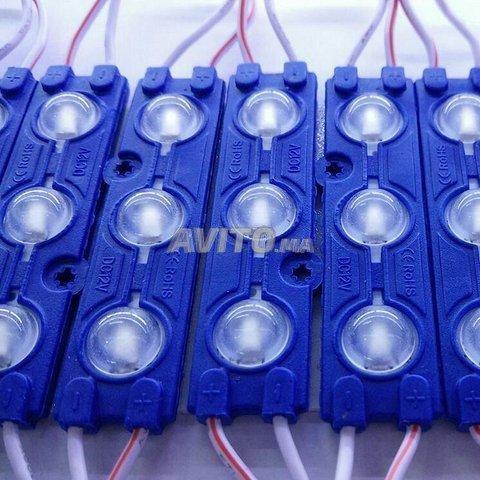 LED Module 5730 3 LED Couleur Bleu - 2