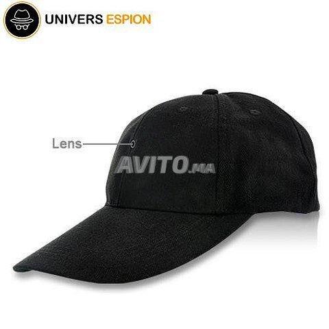 UNVRS-015 Casquette caméra Espion HD 720P - 1