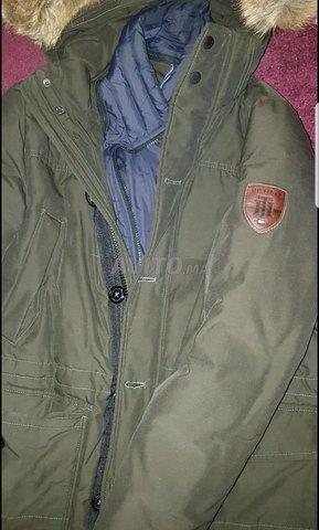 tommy hilfiger parka jacket neuve M L - 2