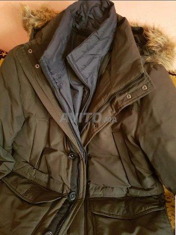 tommy hilfiger parka jacket neuve M L - 3