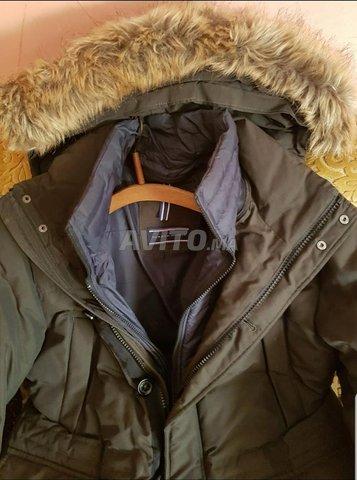 tommy hilfiger parka jacket neuve M L - 4