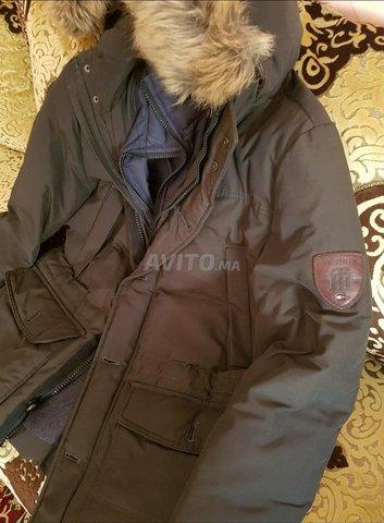 tommy hilfiger parka jacket neuve M L - 6