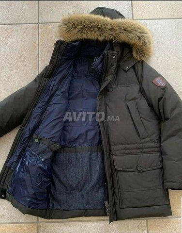 tommy hilfiger parka jacket neuve M L - 1