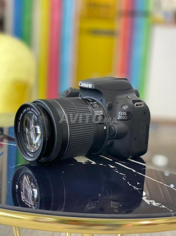 Canon 200D 18-55mm Promotion MAGASIN Midox SHOP - 1