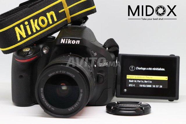 Nikon D5200 et 18-55mm VR Magasin Midox SHOP - 6
