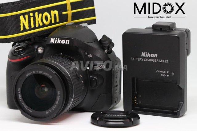 Nikon D5200 et 18-55mm VR Magasin Midox SHOP - 1