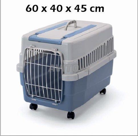 Cages de transport KIM 60 - 4