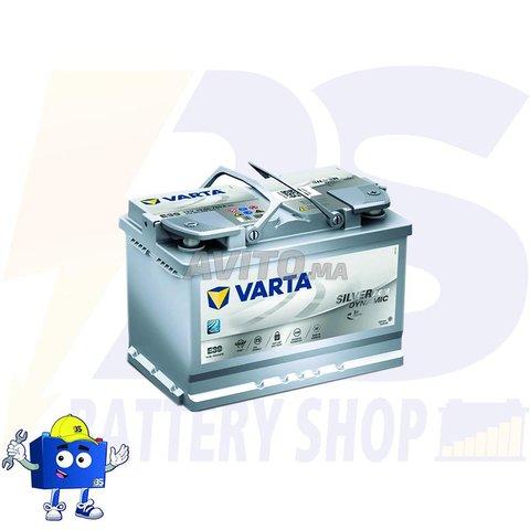 VARTA  L3 AGM START STOP 12V 70 Ah 760 A  - 1