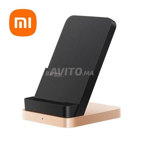 chargeur sans fil Xiaomi wireles 55w - 6