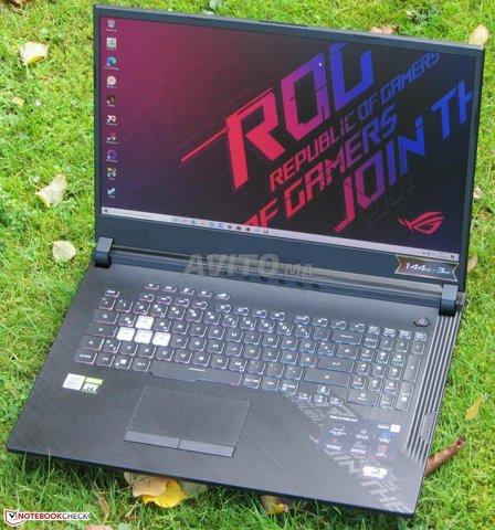 ASUS ROG Strix G17 G712LW Gaming 2021 - 1