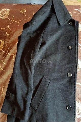 manteau cachemire importe 54 neuf - 3