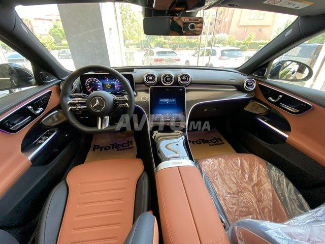 Mercedes Classe C 220 d - 8