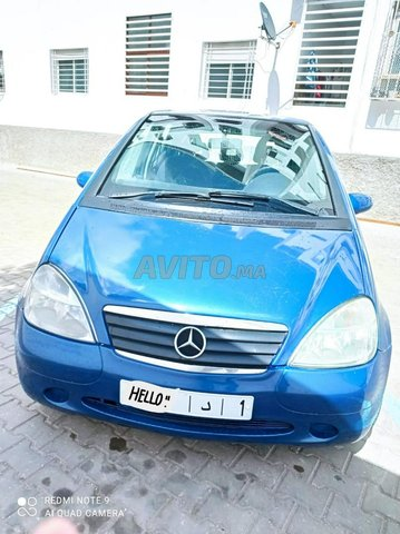 Mercedes classe A170 Diesel tt option - 4