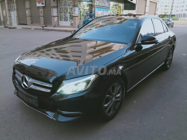 Mercedes c220 avant-garde plus - 2