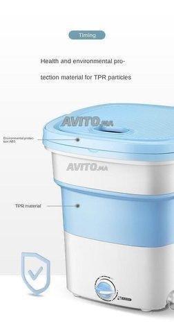 Mini machine à laver pliable et portable ORVICA  - 5
