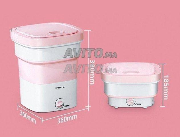 Mini machine à laver pliable et portable ORVICA  - 4