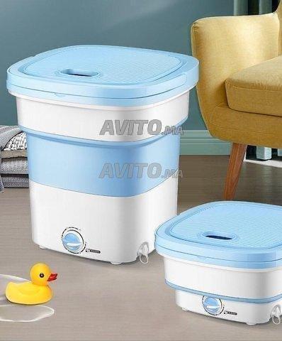 Mini machine à laver pliable et portable ORVICA  - 7
