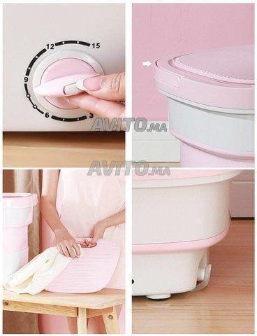 Mini machine à laver pliable et portable ORVICA  - 2