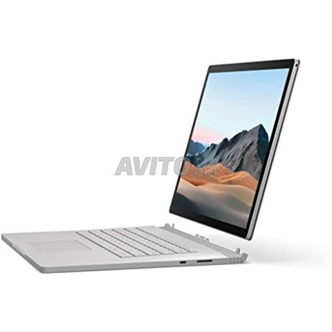 Surface book 3   256GB 8GB i5   10 generation  - 4
