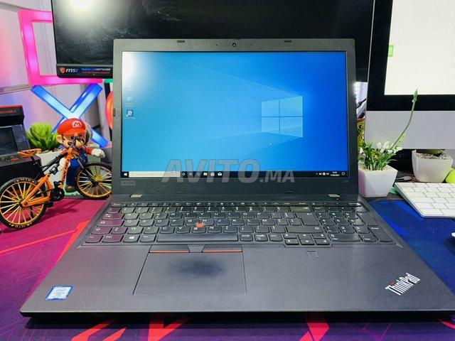 Lenovo ThinkPad (L590) - i5 8eme (512/16) - 1