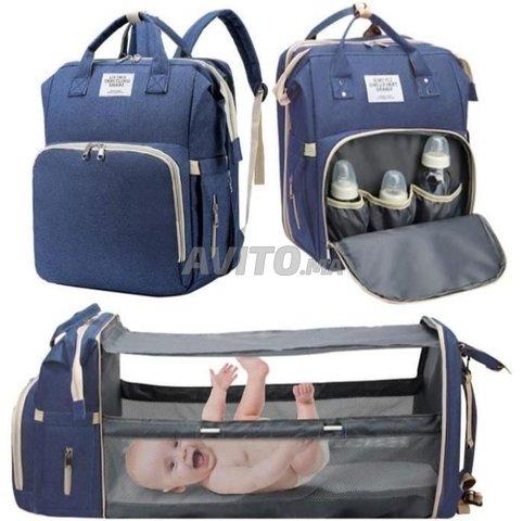 sac de maternité pour maman et bébé  - 1