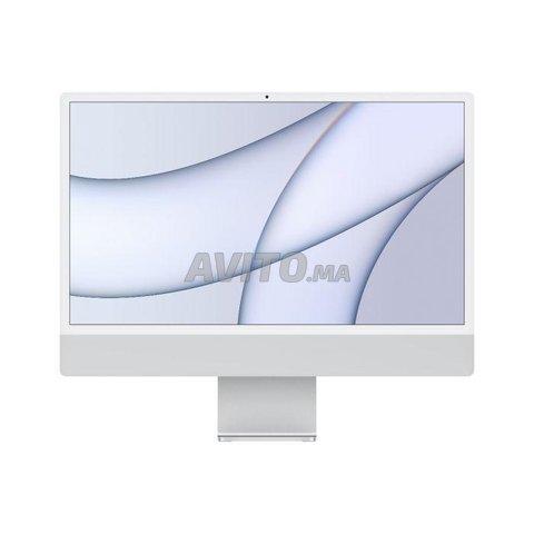iMac 24  M1 16 256 /8G 500 Bleu - 3