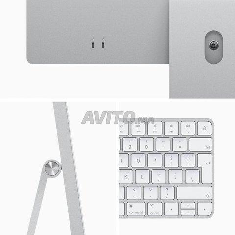 iMac 24  M1 16 256 /8G 500 Bleu - 4