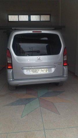 Peugeot tepee - 1