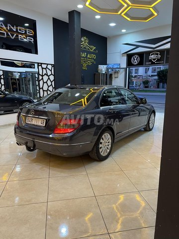 Mercedes c200 avantgarde - 3