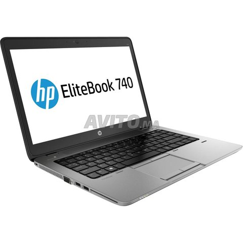 PC portable HP Elitebook i5 8Go HDD 466Go - 4