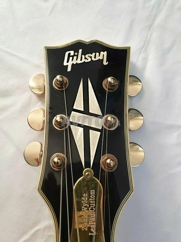 Guitar Gibson Zakk Wylde Custom Shop  - 4