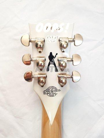 Guitar Gibson Zakk Wylde Custom Shop  - 5