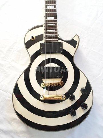 Guitar Gibson Zakk Wylde Custom Shop  - 1